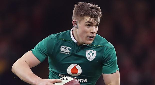 Garry Ringrose could be in contention for Ireland. Photo: PA