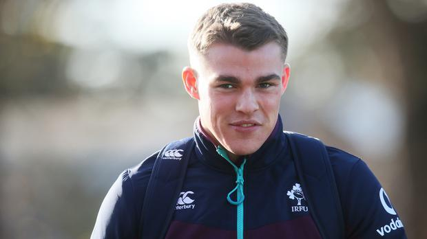Garry Ringrose is in line to return for Ireland after injury