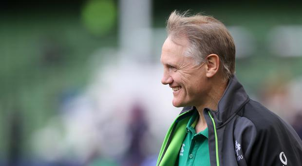 Joe Schmidt's Ireland side eyeing up Grand Slam glory this weekend