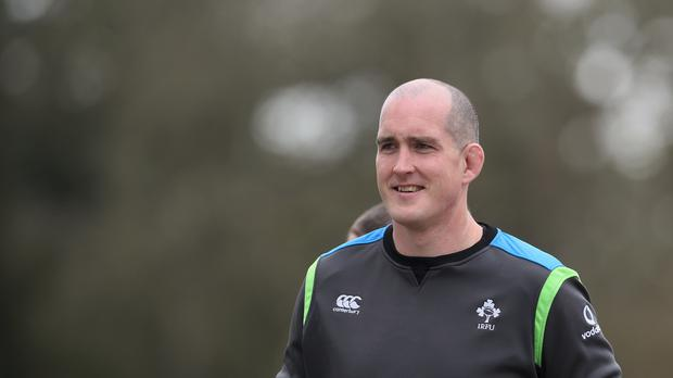Ireland Training and Press Conference – Carton House