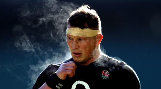 Dylan Hartley wants England to finish the Six Nations on a high