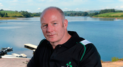 Hamish Adams jumps into the Athletics Ireland hot seat today as he begins work as its new CEO after five years at the helm of Rowing Ireland Photo: Sportsfile