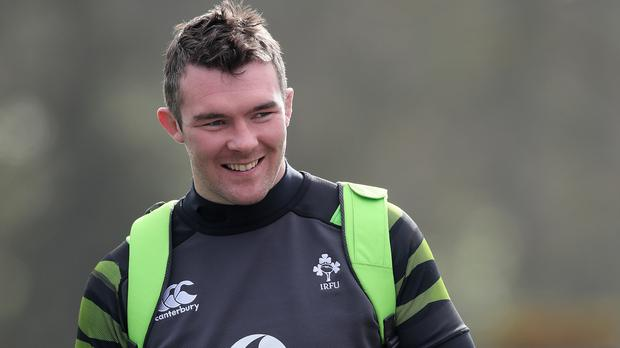 Peter O'Mahony has set his sights on a series win Down Under (Brian Lawless/PA)