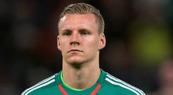 Bernd Leno. Photo: PA