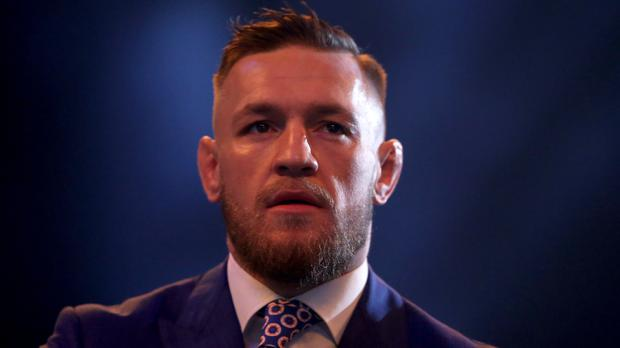 Conor McGregor has admitted to underestimating aspects of Khabib Nurmagomedov fighting style (Scott Heavey/PA)
