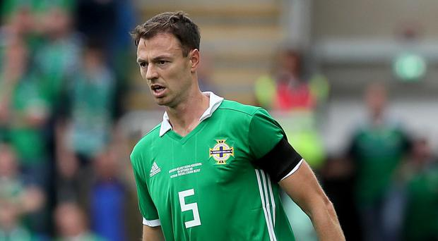 Jonny Evans admits he is still influenced by former team-mate Roy Keane when he takes to the field