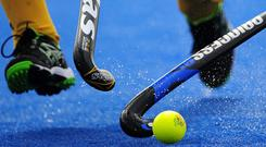 'The pitch does not meet the International Hockey Federation's standards currently, losing its approved status a few years ago with remedial works not alleviating the problem.' (stock picture)