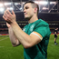 Johnny Sexton has been backed to land the World Rugby player of the year award (Brian Lawless/PA)