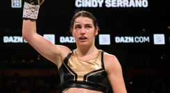 Olympic and World boxing champion Katie Taylor