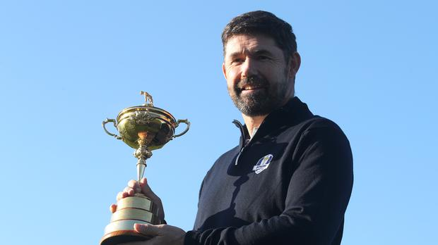 Padraig Harrington will captain Europe in the 2020 Ryder Cup (Adam Davy/PA)