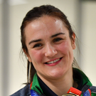 Boxer Kellie Harrington. Photo: Sportsfile