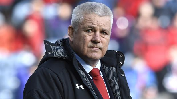 Lions name Warren Gatland as coach for 2021 SA tour