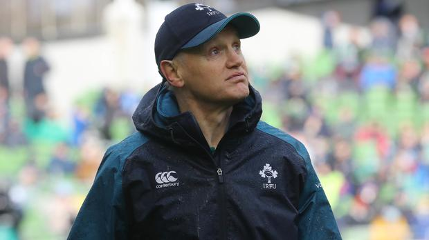 Joe Schmidt has named a 44-man training squad for the Rugby World Cup