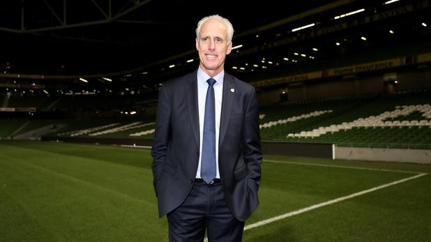 Mick McCarthy led the nation in his first spell as manager to the 2002 World Cup finals (Niall Carson/PA)