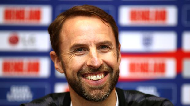 Gareth Southgate has seen his England team climb to fourth place in FIFA's latest world rankings (Nick Potts/PA)
