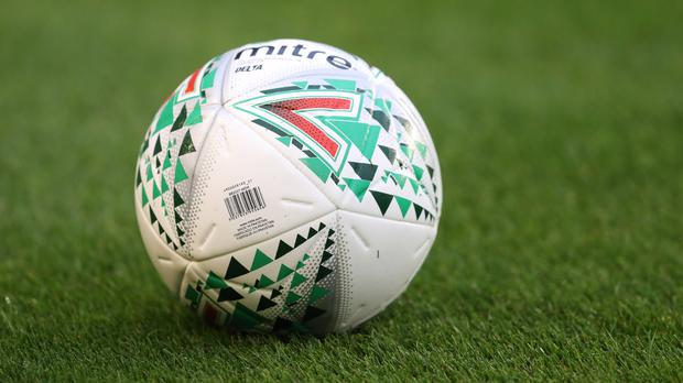 The Dublin District Schoolboys' League will aim to clinch a third SFAI Kennedy Cup crown in a row today when they face Mayo in the final at Limerick University (3.30pm). (stock photo)