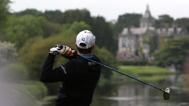 Adare Manor will host the Ryder Cup in 2026 (Chris Radburn/PA)