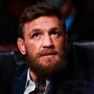 Controversy: Conor McGregor. Photo: Sportsfile