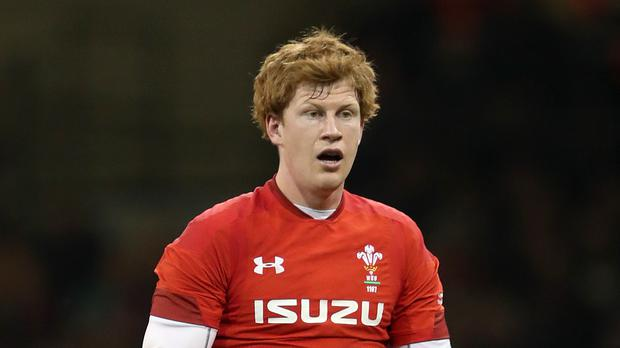 Rugby Rhys Patchell is an injury worry for Wales ahead of the World Cup (David Davies/PA)