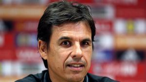 Chris Coleman, pictured, says there will be no touchline spats with Republic assistant Roy Keane