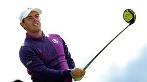Rory McIlroy said his new driver was an improvement