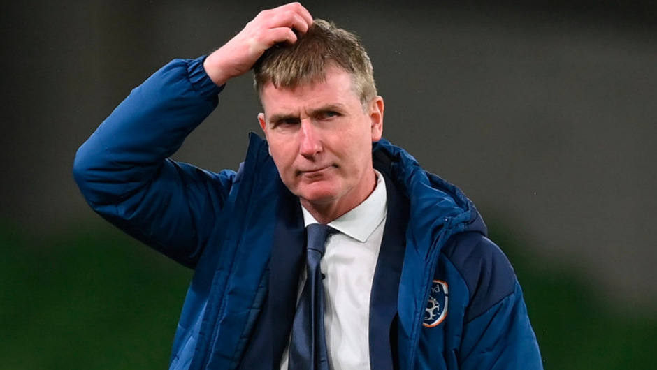 Ireland Manager Stephen Kenny will hope for improved performances after failing to qualify for the Euros last year. Photo: Sportsfile