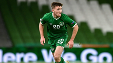 Dara O'Shea has already proven he has the technical attributes to operate at Premier League and international level. Photo: Sportsfile