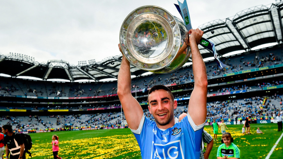 James McCarthy is the only outfield player to have started all 10 of Dublin's All-Ireland finals