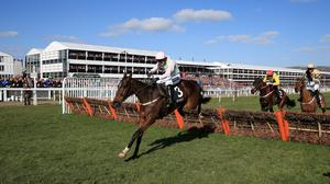 Douvan has the Supreme sewn up at the last