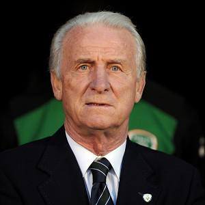 Giovanni Trapattoni wants his players to rise to the challenge against England