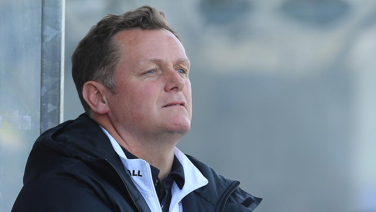 Jim Magilton confirmed as new sporting director at Dundalk
