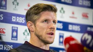 Simon Easterby insists Ireland are fully focused on securing victory over England