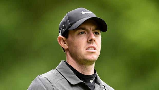Paul McGinley believes Rory McIlroy, pictured, needs to up his game to remain number one