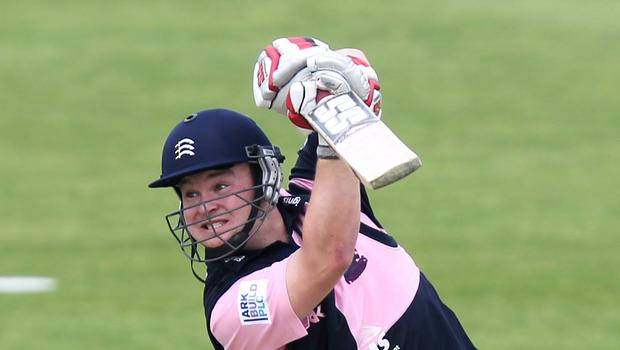 Paul Stirling is an integral part of Middlesex's limited-overs teams