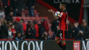 Joshua King has scored eight in his past eight appearances