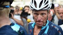 Lance Armstrong. Photo: AFP/Getty