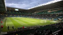 Scotland welcome Republic of Ireland to Celtic Park next month