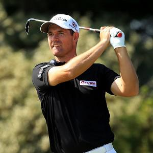 Padraig Harrington has urged men to seek early treatment after discussing previous cancer scares