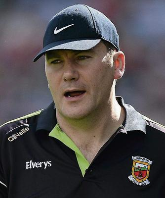 James Horan rued his team's poor finishing early on