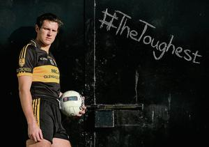 Eoin Brosnan will be hoping to help Dr Crokes overcome Castlebar Mitchels in their AIB Club SFC semi-final