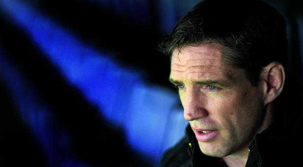 Kieran McGeeney hopes to draw on his own playing experience to help his Kildare team's Leinster title chances this year