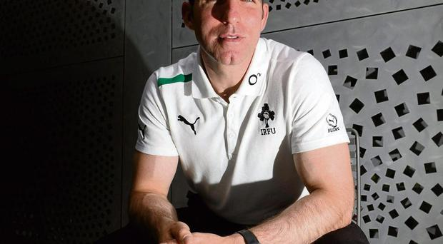 Enda McNulty: 'very exciting for the players and something different'