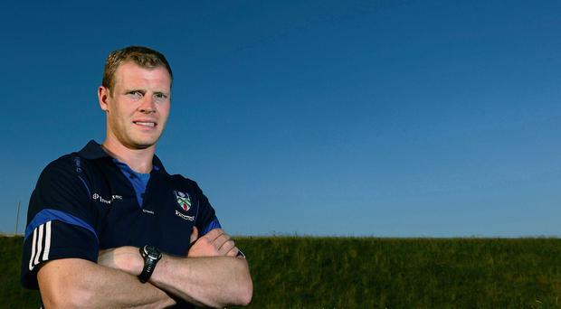 Monaghan star Owen Lennon used to be in agony just standing on the sideline before getting a second lease of life