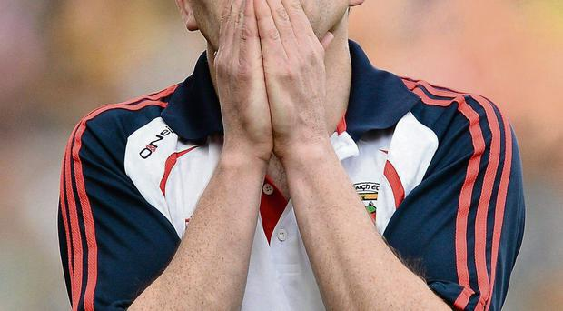 James Horan acknowledged that Mayo were let down by some of their basic skills and decision-making during last year's All-Ireland final defeat, but his men are convinced their persistence will eventually yield dividends
