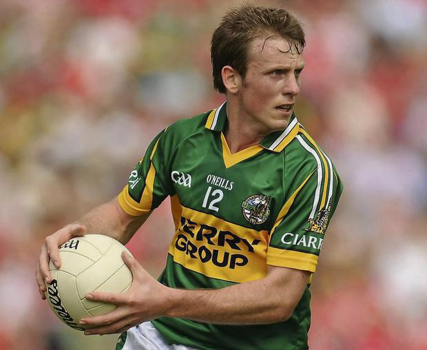 Donnchadh Walsh was an integral part of Kerry's successful 2014