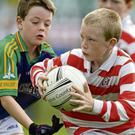 Implementing a culture of real respect in Gaelic football would be a great service for the game's young players, including U-10 Community Games competitors Eoghan Hartin (Erne Valley, Co Cavan) and Eric Stritch (Monaleen, Co Limerick)