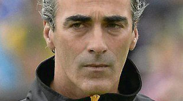 Jim McGuinness has seen a number of his background team step down