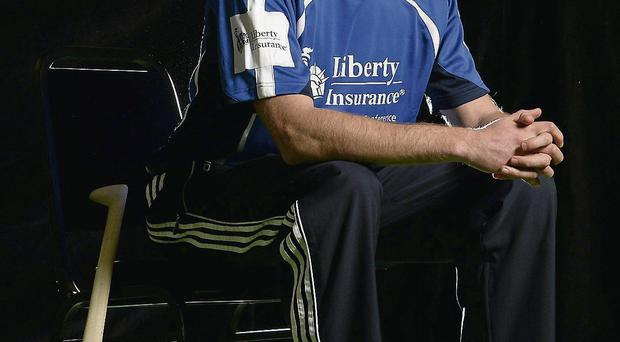 Gavin O'Mahony at Croke Park yesterday where details of the GAA's National Games Development Conference were announced
