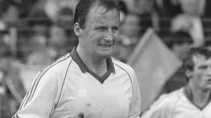 Three-time All-Star Eugene 'Nudie' Hughes helped Monaghan to three Ulster titles and a National League between 1979 and 1991