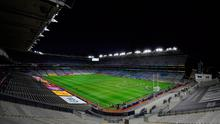 A view of an empty Croke Park during last December's All-Ireland senior football final. Fixing the fixtures problem without bringing the All-Ireland finals forward to July was easily achievable. Photo: Brendan Moran/Sportsfile